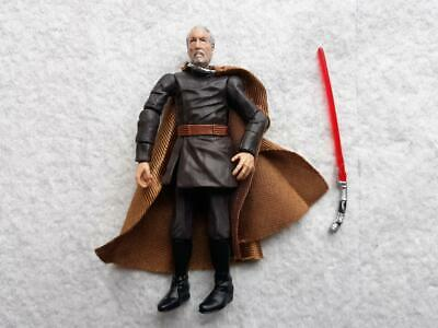 Star Wars Count Dooku Sith Lord Revenge of the Sith