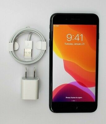 Apple iPhone 8 Plus 64GB Space Gray GSM Factory Unlocked A1897 Good Condition