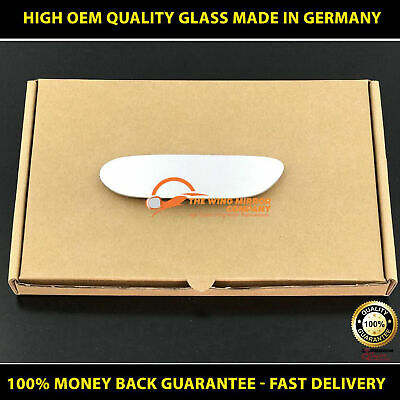 LHS,Reg 1996 To 1999 Ford Transit Wing Mirror Glass Blind Spot