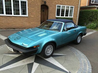 TR7 Convertible Classic car Investment