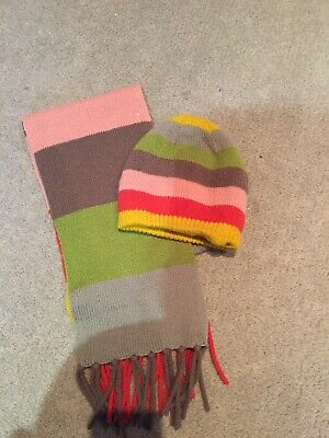 Joules Hat And Scarf Set S/M