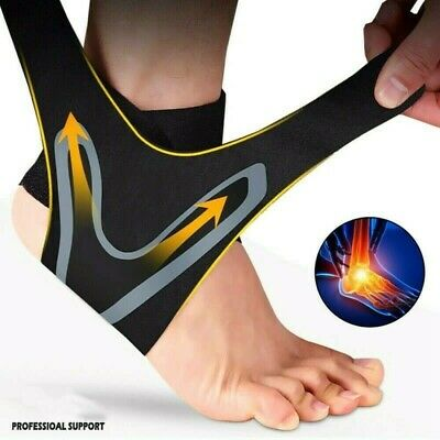 UK MEDICAL Plantar Fasciitis Foot Pain Ankle Support Brace Arch Straps Relief