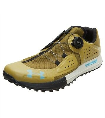 Under Armour Syncline BOA Tech Outdoor Shoes - Olive - 3021373-200 - Sz: 10 & 11