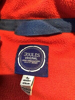 Girls Joules Coat Age 8 Years