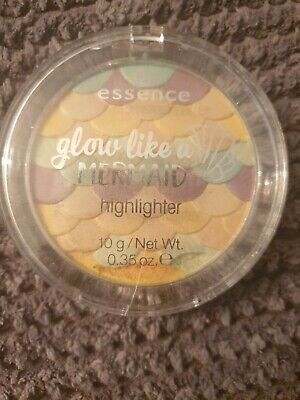 essence glow like a mermaid highlighter make up discontinued