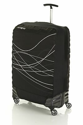 New Samsonite Large Suitcase Luggage Cover Accessories & Others Black