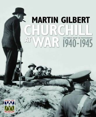 Like New, Churchill at War: His Finest Hour in Photographs, 1940-1945 (Imperial
