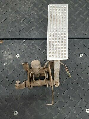 Yamaha Golf Cart Gas Pedal & Bracket Assembly With Micro Switch