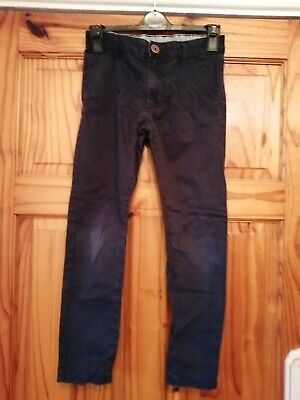 Boys Aged 6-7 Years Trousers From George
