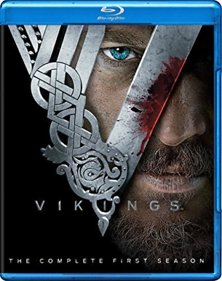 FIMMEL,TRAVIS-Vikings: The Complete First Season (US IMPORT) Blu-Ray NEW