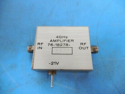 4GHz RF Amplifier 76-18278-3673
