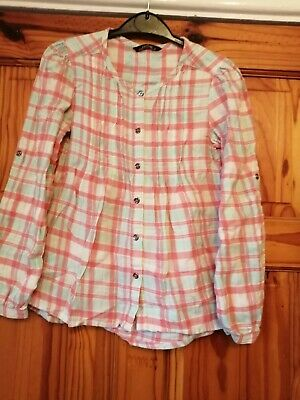 Girls Aged 8-9 Years Blouse From George