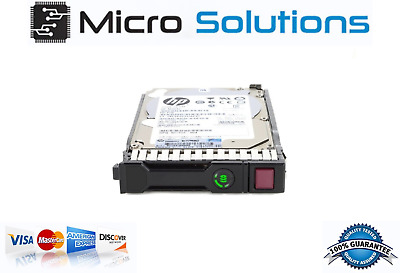 HEWLETT PACKARD QK554AA HP 500GB 7200RPM SATA 6GBPS HARD DRIVE NEW SEALED