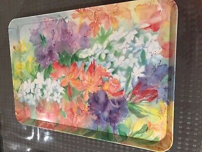 Large Quality Melamine Serving Trays, Made In Italy
