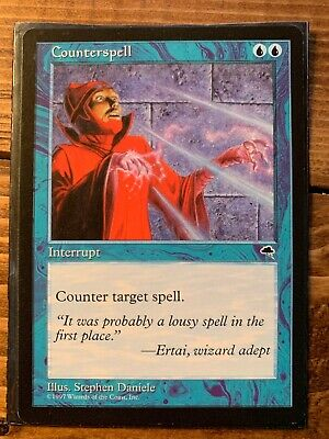 Counterspell Tempest Common EN NM MTG