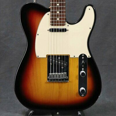 Fender USA / American Telecaster 3-Color Sunburst w/ Softcase made in 2004 USA