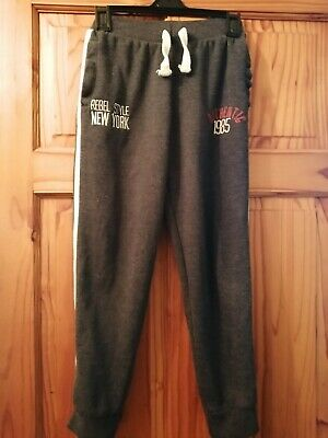 Boys Aged 8-9 Years Jogging Trousers From Primark