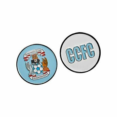 Coventry City Official Golf - Metallic