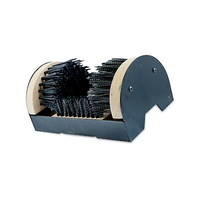 Cadillac Boot Scrubber Cleaner Shoe Brush - Mountable Boot Scrubber Buffer fo...