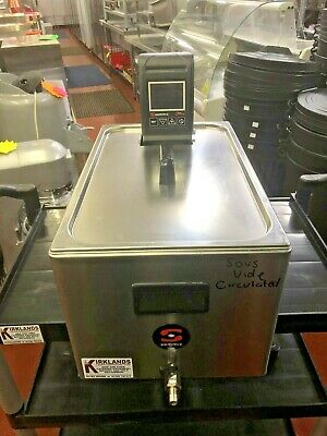 Sammic Sous Vide Smart Vide 4 With Water Bath Removable Head
