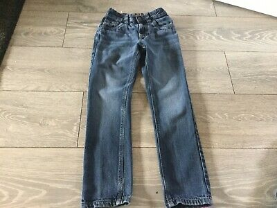 Boys Straight Leg Jeans From Next Size 8 Years