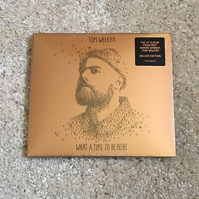 Tom Walker - What A Time To Be Alive Deluxe Edition CD