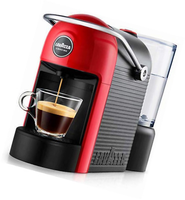One Touch Operation Lavazza Jolie Red 18000072 Capsule Coffee Machine
