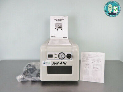 Jun-Air Oil-Less Air Compressor - Unused In Box with Warranty SEE VIDEO