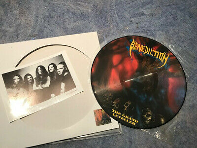 Benediction LP- the grand leveller PICTURE (Dismember, Napalm Death, Grave)