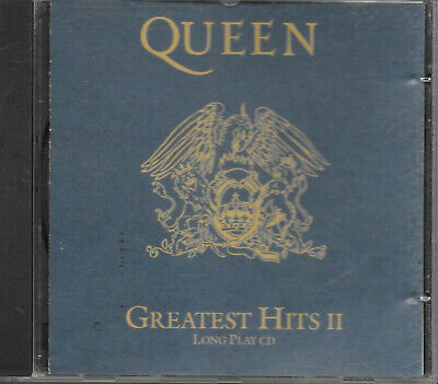 Queen Greatest Hits II 2 Long Play CD 17 Tracks