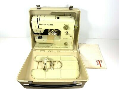 Bernina 707 sewing machine recently SERVICED