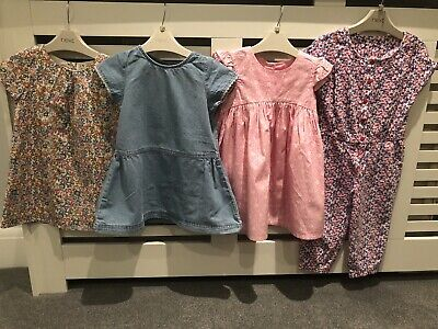 Girls Summer Bundle 18-24 Months Next & Mothercare Excellent Condition