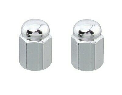 ROUNDED BULLET VALVE CAPS LOW RIDER BIKE BEACH CRUISER BICYCLE