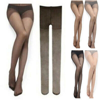 Women See Through Lace Hosiery Ultra-Thin Tight Stocking Stretch Pantyhose Socks