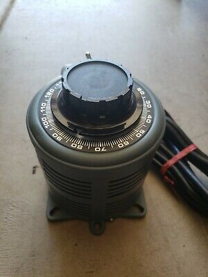 Superior Electric Company Powerstat Type 3PN116B Variac Autotransformer - Tested