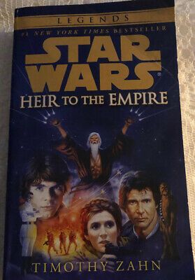 Star Wars -  Heir to the Empire by Zahn, Timothy