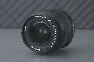 Canon Zoom Lens EF-S 18-55mm 1:3.5-5.6 II - Autofocus Not Working!