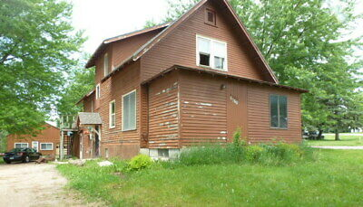 2 Story House w/Rental units. 4 Separate units in 3 buildings! Live for Free!