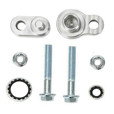 A//C BLOCK OFF PREMIUM KIT FOR REAR AIR 2008-2011 BUICK ENCLAVE WITH DUAL BOLTS