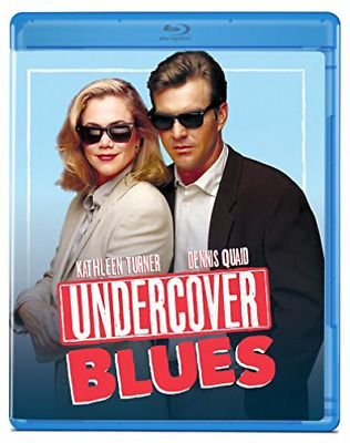 UNDERCOVER BLUES-UNDERCOVER BLUES Blu-Ray NEUF