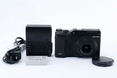 Ricoh GXR w/ S10 24-72mm Digital Camera Kit black [Exc-] from Japan F/S #539362A