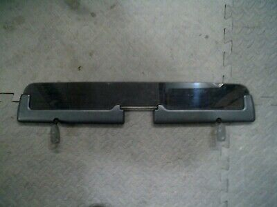 Toyota MR2 Roadster MK3 - Tinted Rear Wind Deflector