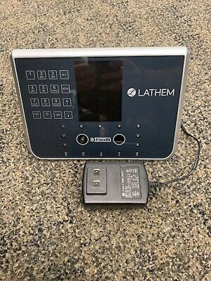 Lathem Time FR650 - FaceIN -Facial Recognition Time Clock System