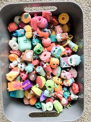 Large Shopkins Bundle Joblot Accessories 280+ Seasons 2,3,4,5 Mixed Figures