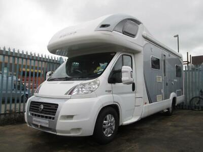 Swift KON-TIKI 645, LOW MILEAGE, FIVE BERTH, REAR LOUNGE MOTORHOME FOR SALE