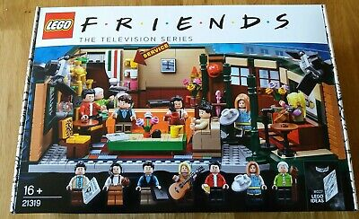 Lego Friends Tv Series Collectors Set Central Perk Brand New Unopened (21319)