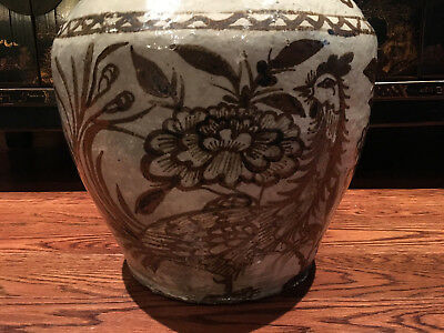 An Excellent Large Chinese Antique Cizhou Ware.