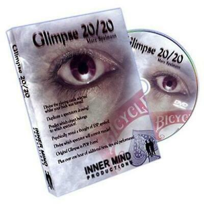 Glimpse 20 20 by Marc Spelmann - Magic Tricks
