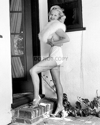 Greta Thyssen Danish Actress And Model Pin Up - 8X10 Publicity Photo (Sp362)
