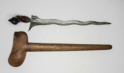 antique edged weapons, Knives, Daggers,